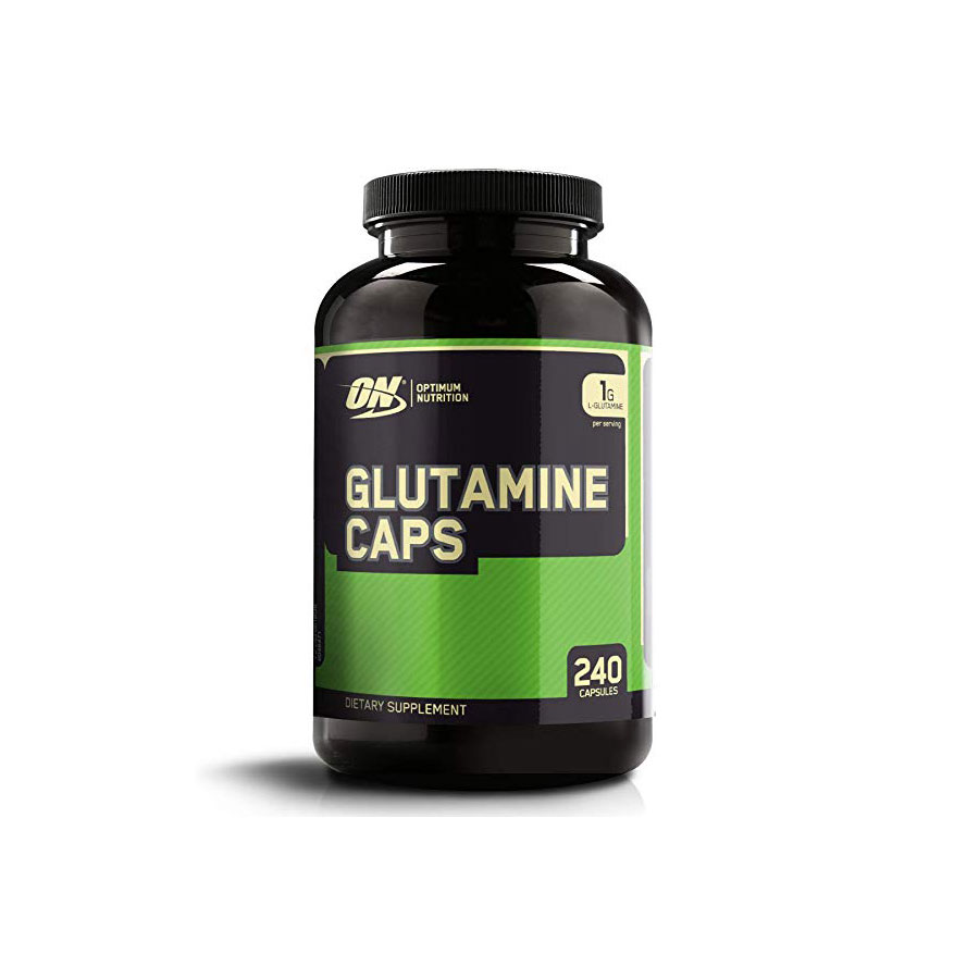 On Glutamine Caps 240S