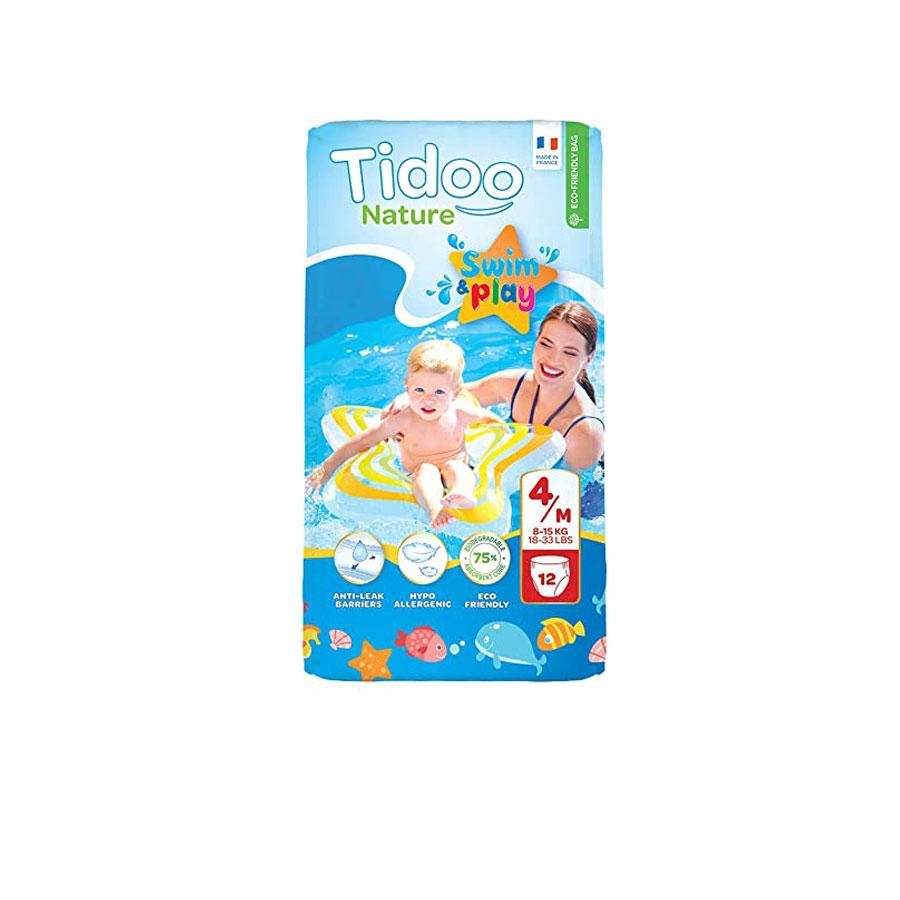 Tidoo Nature Swim Play 4/M 8-15Kg 12'S