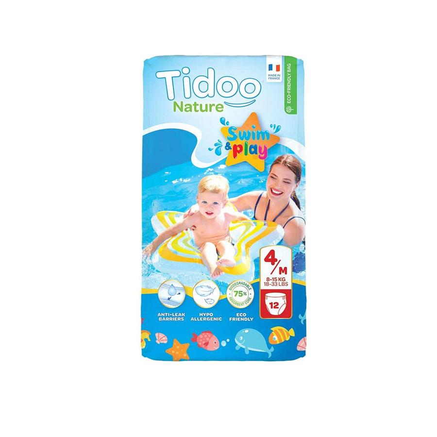 Tidoo Nature Swim Play 4/L 12-18Kg 11'S