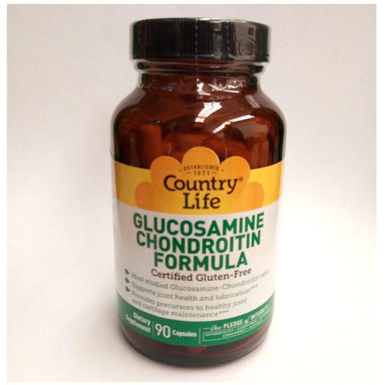 Country-life-Glucosamine-Chondroitin-formula-90s