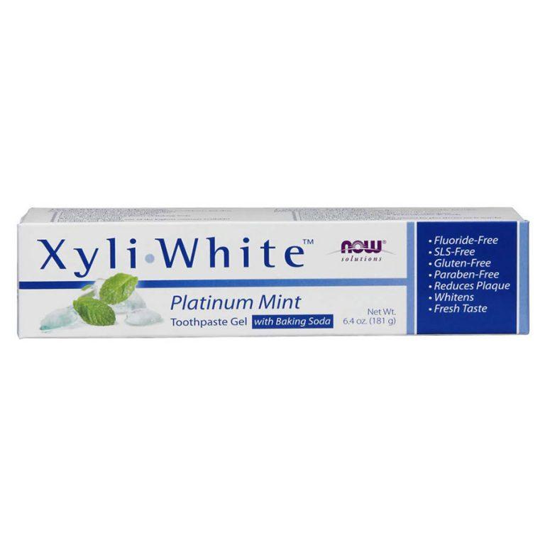 NOW-XYLIWHITE-PLATINUM-MINT-TPASTE-GELBSODA-181GM