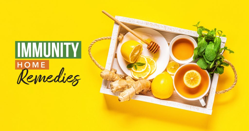 Immunity Home Remedies