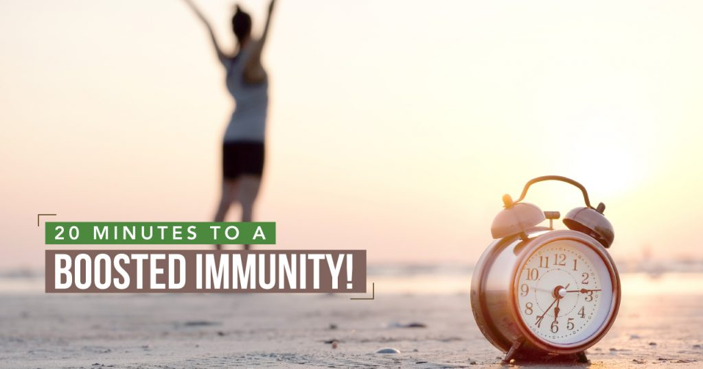 Boost Your Immunity With Exercise
