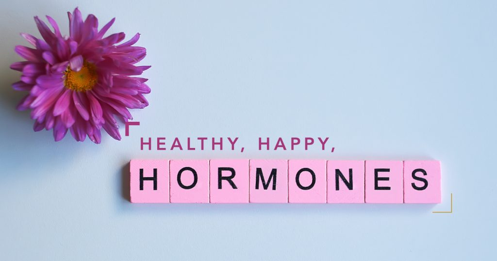 Healthy Happy Hormones