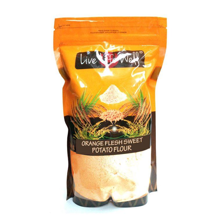 Orange-flesh-sweet-Potato-Flour