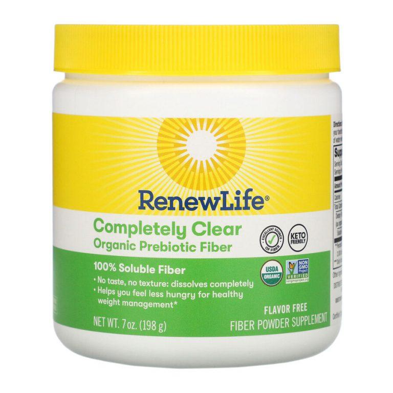 RENEW-LIFE-COMPLETELY-CLEAR-ORG-PREBIOTIC-FIBER(7OZ)-198G