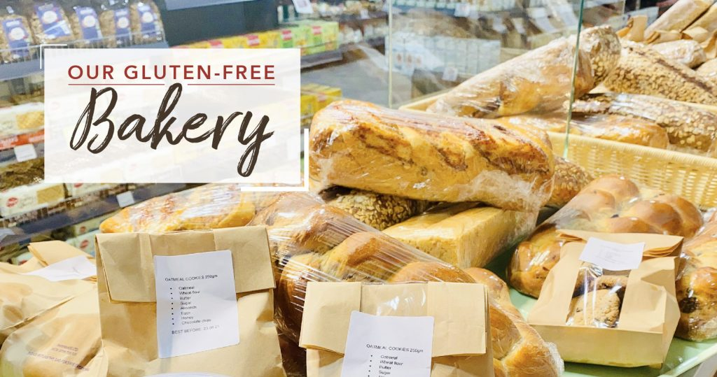 Our Gluten Free Bakery